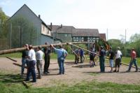Maibaumsetzen 2005 11