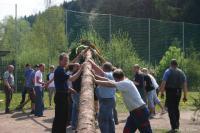 Maibaumsetzen 2005 14
