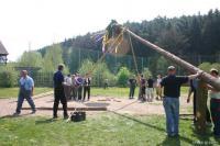 Maibaumsetzen 2005 19