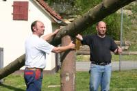 Maibaumsetzen 2005 20