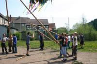 Maibaumsetzen 2005 21