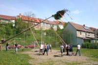 Maibaumsetzen 2005 29