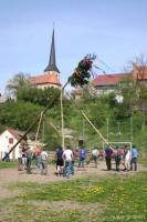 Maibaumsetzen 2005 31