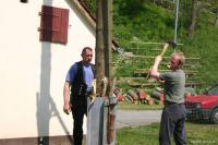 Maibaumsetzen 2005 41
