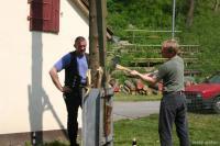 Maibaumsetzen 2005 43