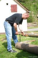 Maibaumsetzen 2005 7