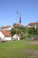 Maibaumsetzen 2006 10