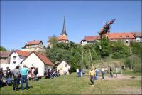 Maibaumsetzen 2007 14
