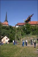 Maibaumsetzen 2007 15