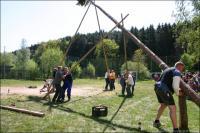 Maibaumsetzen 2007 24